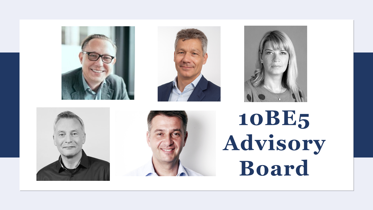 10BE5 advisory board